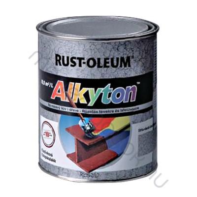 Alkyton Combicolor fémfesték kovácsoltvas, fedő és korroziógátló alapozó festék egyben