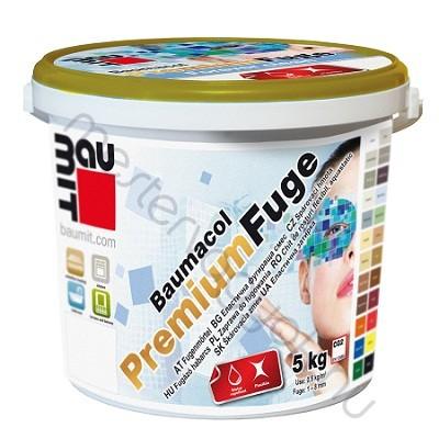 Baumit Baumacol PrémiumFuge flexibilis vízlepergető fugázóanyag
