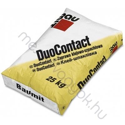 Baumit DuoContact hőszigetelő EPS ragasztótapasz