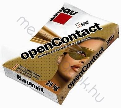Baumit OpenContact hőszigetelő polisztirol ragasztótapasz