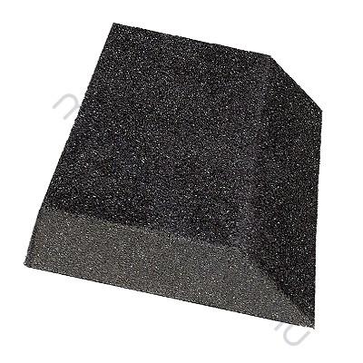 Csiszolószivacs idomos 45°-os 100x90x25mm, négy oldali csiszoló felület