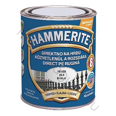 Hammerite fényes fémfesték, alapozó és fedő festék egyben
