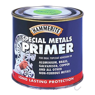 Hammerite speciális fémalapozó, könnyűfémre, horganyra