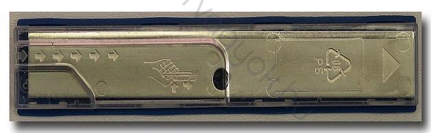 Univerzális festékkaparó pótpenge 10cm-es,  5db-os készlet