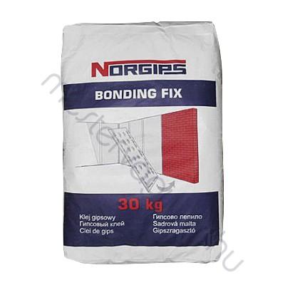 Norgips Bonding Fix ragasztógipsz, gipszkarton lapokhoz