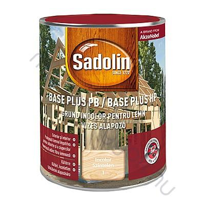 Sadolin Base Plus NG vizes bázisú favédő alapozó