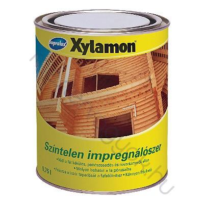 Supralux Xylamon Színtelen fa alapozó impregnálószer