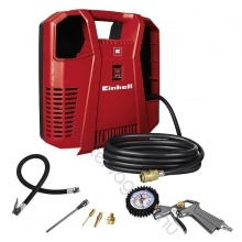 Einhell TH-AC 190 KIT olajmentes táskakompresszor 8bar 1100W